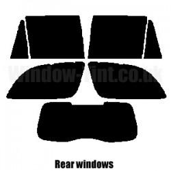 Rover 75 Estate - 1999 to 2005