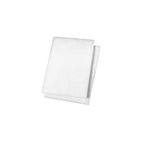 "White scrub pad (9"" x 6"")"