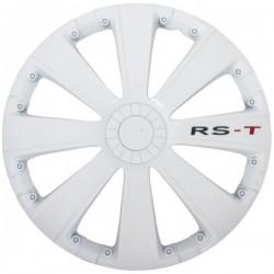 "14"" White RST Wheel Trims (Set of 4)"