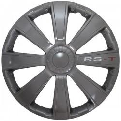 """RST Gun Metal Wheel Trims 14"""""""