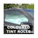 Coloured Window Film Rolls