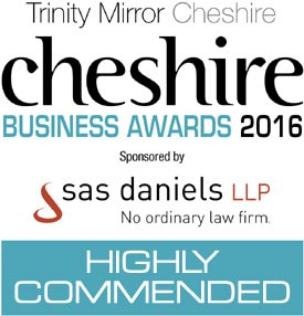 Cheshire Business Awards 2016