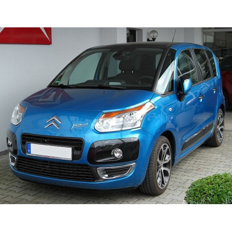 citroen c3 picasso 2009 and newer pre cut window tint kit. Black Bedroom Furniture Sets. Home Design Ideas
