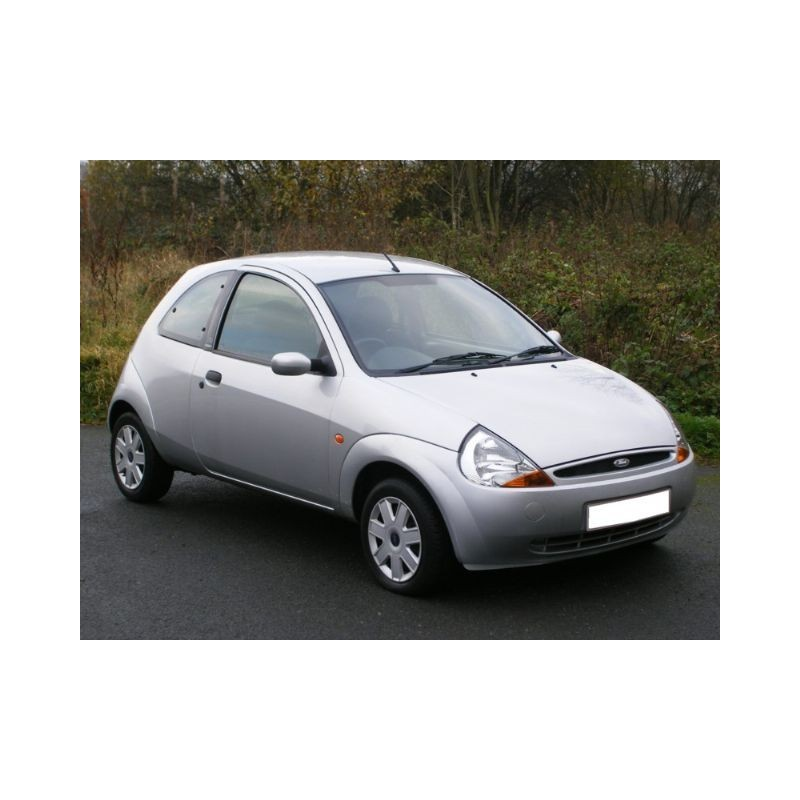 ford ka 3 door 1996 to 2007 pre cut window tint kit. Black Bedroom Furniture Sets. Home Design Ideas
