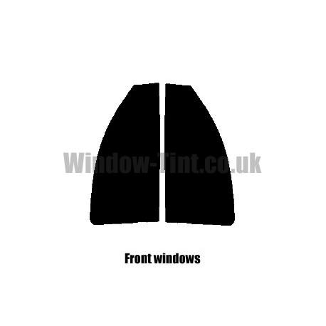 Ford Puma Coupe 1997-2002 Sun Strip 5/% Pre Cut Window Tint Film