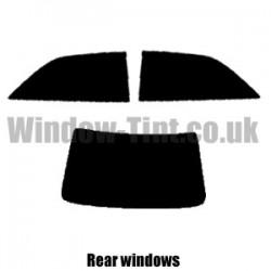 Vauxhall Astra 3-Door - 1992 to 1998 (F)