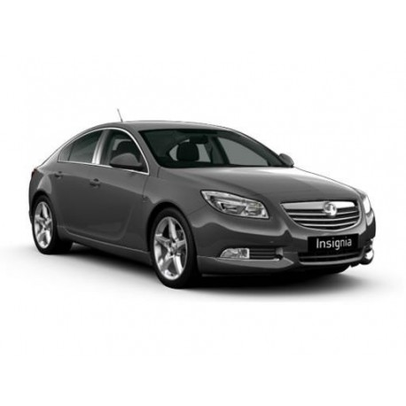 vauxhall insignia towbar fitting instructions