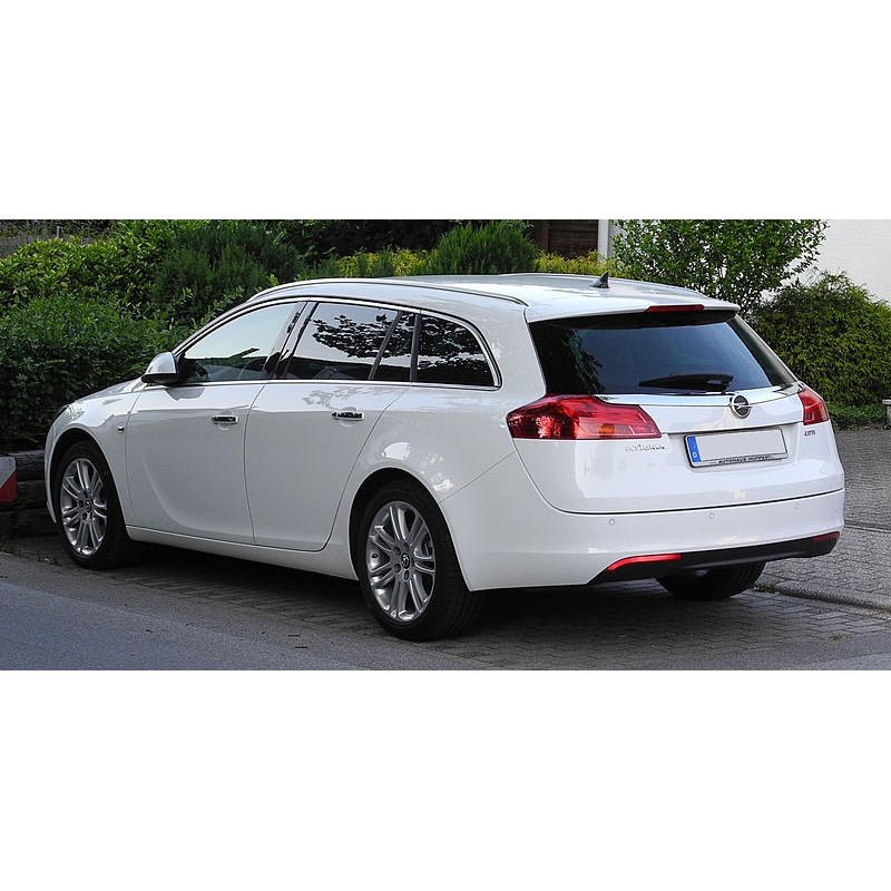 vauxhall insignia estate 2008 to 2017 pre cut window tint kit. Black Bedroom Furniture Sets. Home Design Ideas