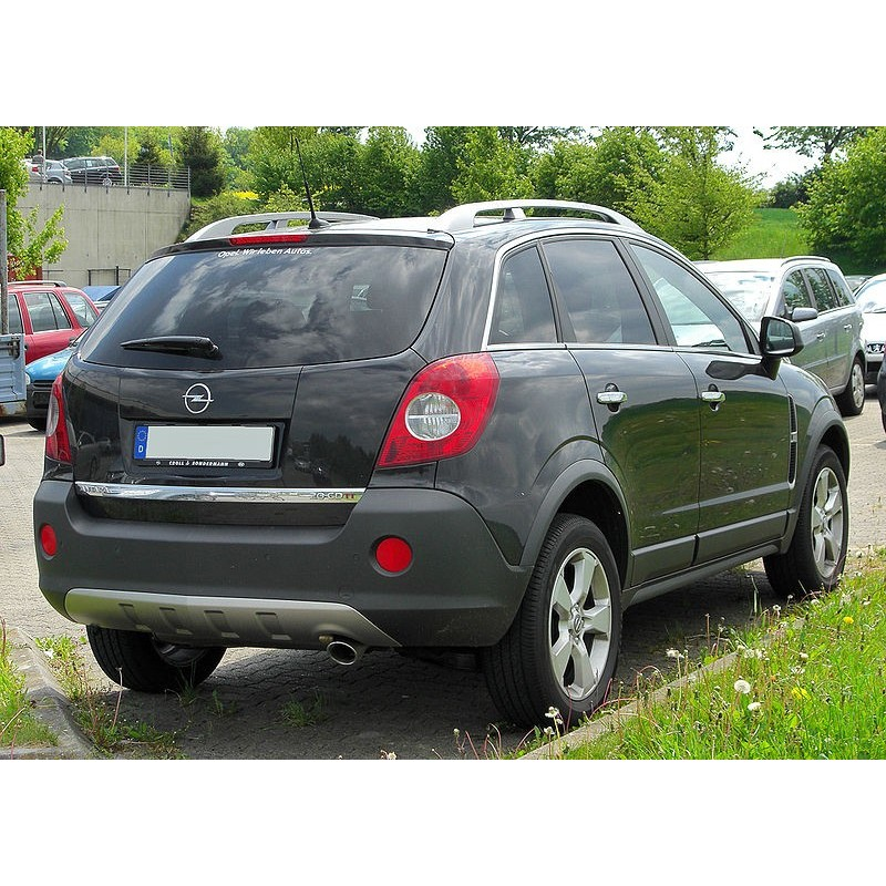 vauxhall antara 2006 and newer pre cut window tint kit. Black Bedroom Furniture Sets. Home Design Ideas