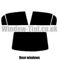 Vauxhall Astra 4-Door Saloon - 1998 to 2004 (G)
