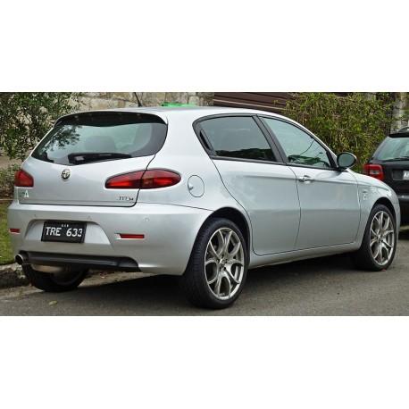 Alfa Romeo 147 5-door - 2000 to 2010