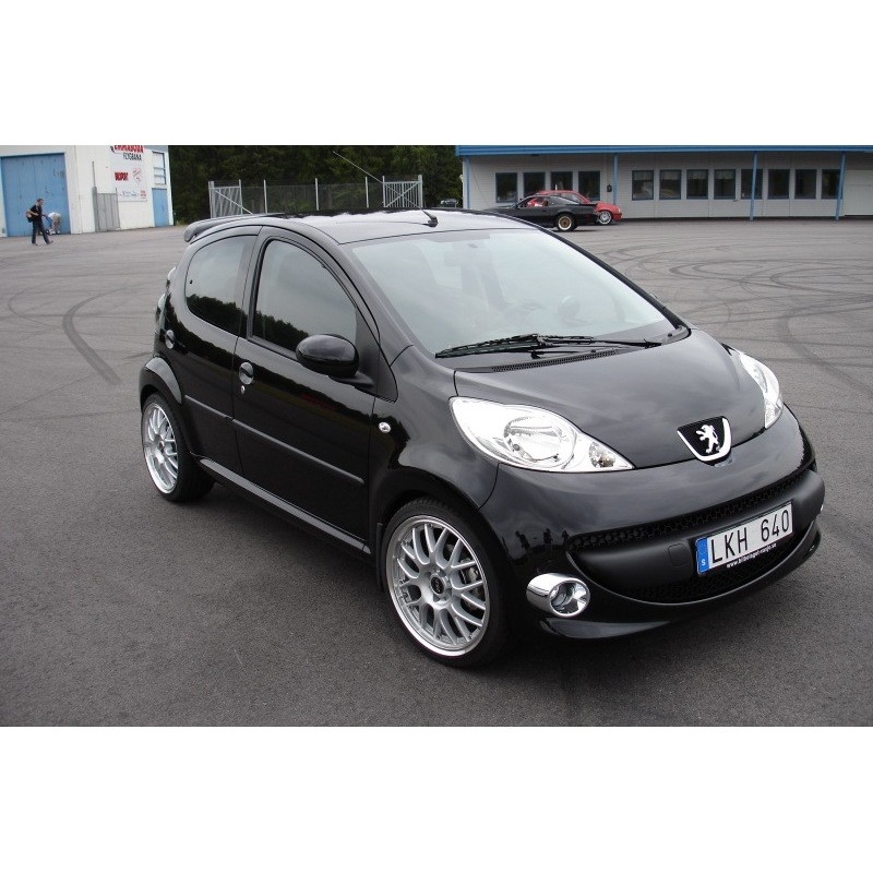 peugeot 107 5 door 2005 and newer pre cut window tint kit. Black Bedroom Furniture Sets. Home Design Ideas