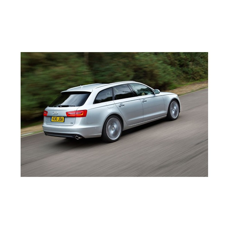 audi a6 estate 2011 and newer pre cut window tint kit. Black Bedroom Furniture Sets. Home Design Ideas