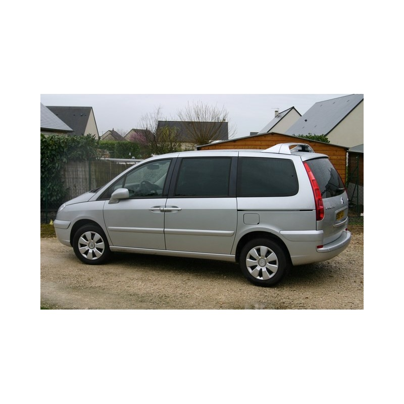 citroen c8 mpv 2002 to 2008 pre cut window tint kit. Black Bedroom Furniture Sets. Home Design Ideas