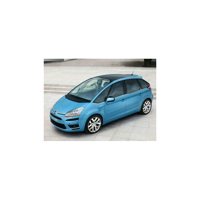citroen c4 picasso 2006 to 2013 pre cut window tint kit. Black Bedroom Furniture Sets. Home Design Ideas