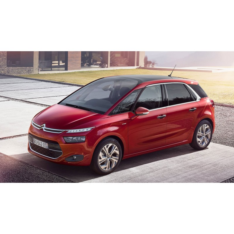 citroen c4 picasso 2013 and newer pre cut window tint kit. Black Bedroom Furniture Sets. Home Design Ideas