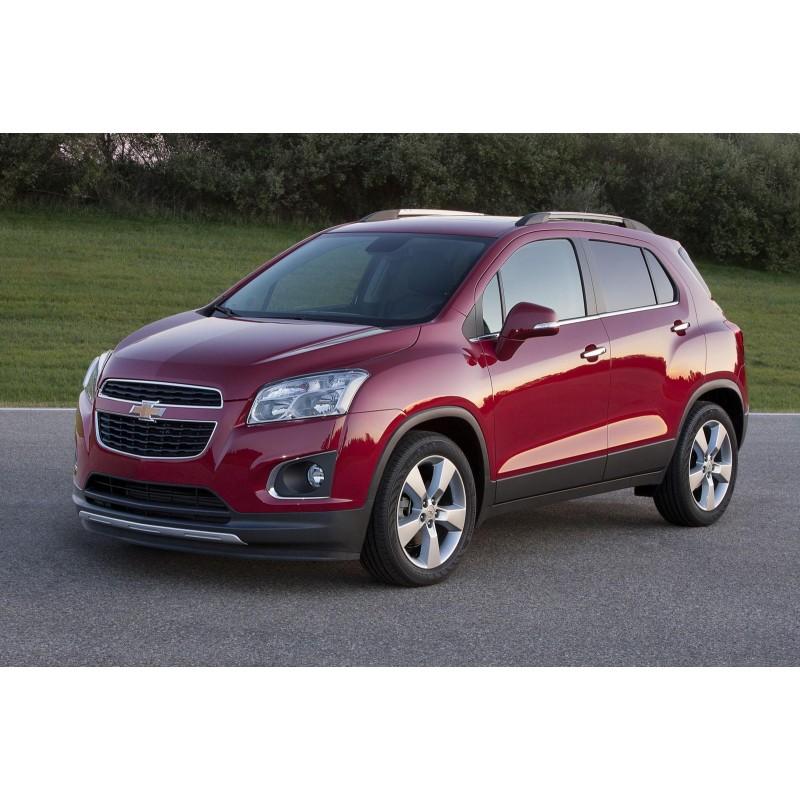 Chevrolet Trax Suv 2013 And Newer Pre Cut Window Tint Kit