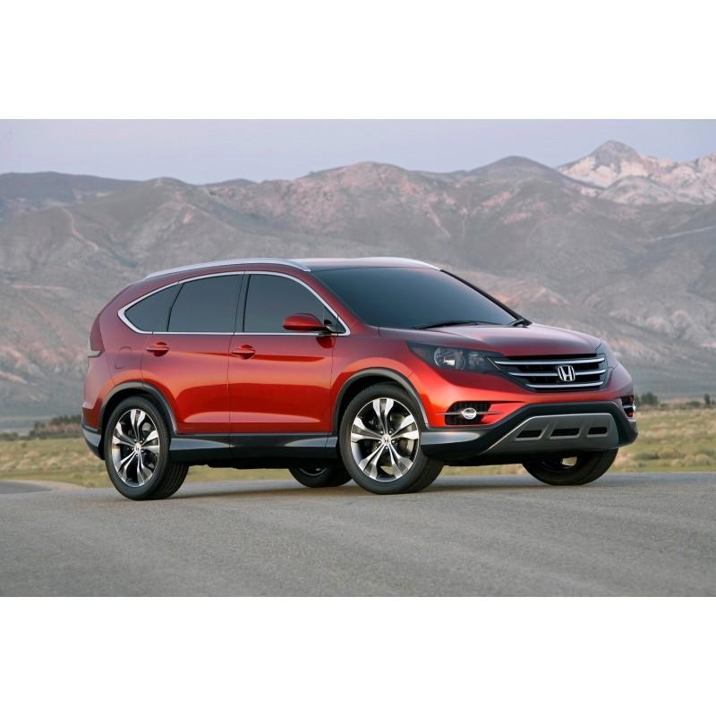Honda cr v 2012 to 2016 pre cut car window tint for Honda window tinting