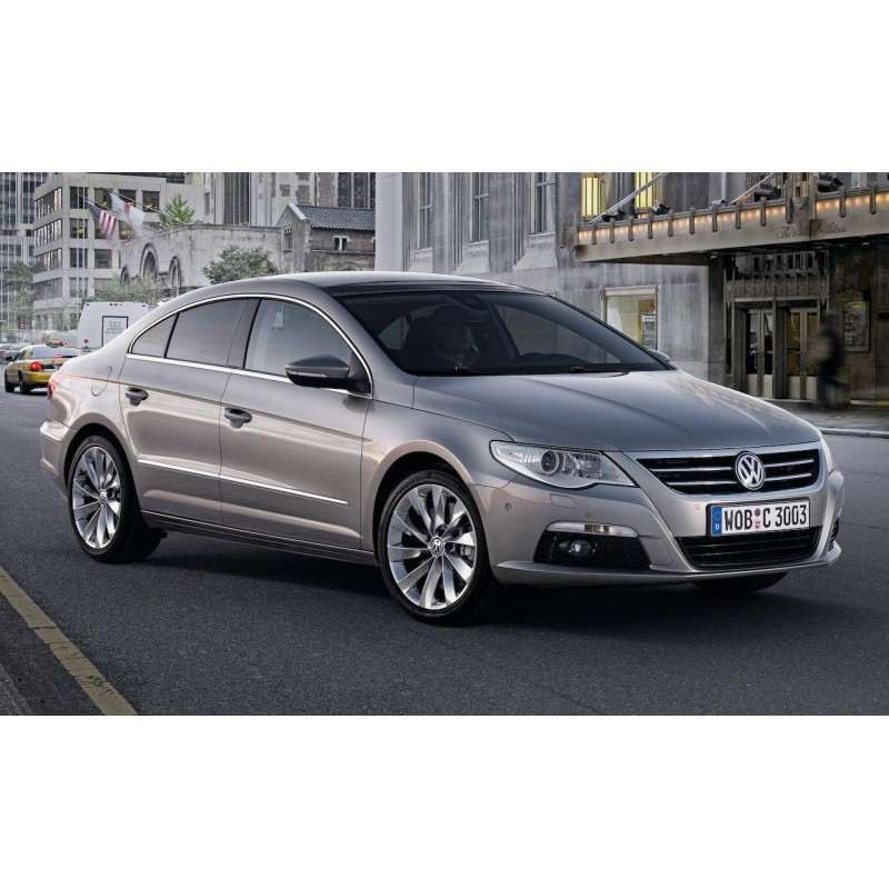 vw passat cc 2008 to 2015 pre cut window tint kit. Black Bedroom Furniture Sets. Home Design Ideas