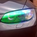Chameleon Headlight Tint